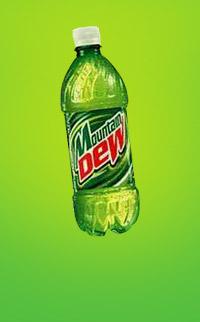 mountain dew tastes bad